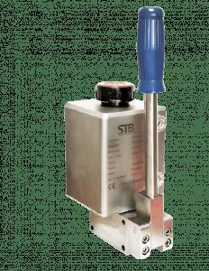 Stainless Steel handpump with Explosion proof zertification