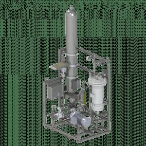 Design for Bladder accumulator 53B